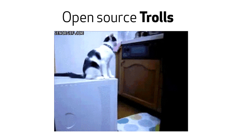 Trolls Open source