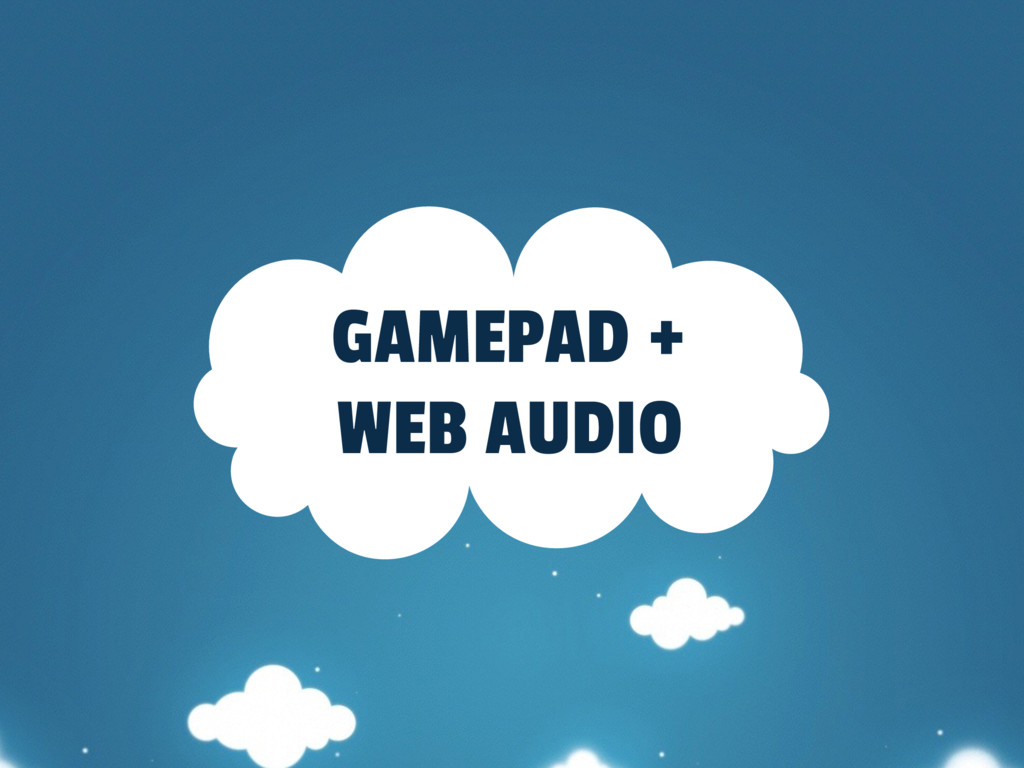 GAMEPAD +