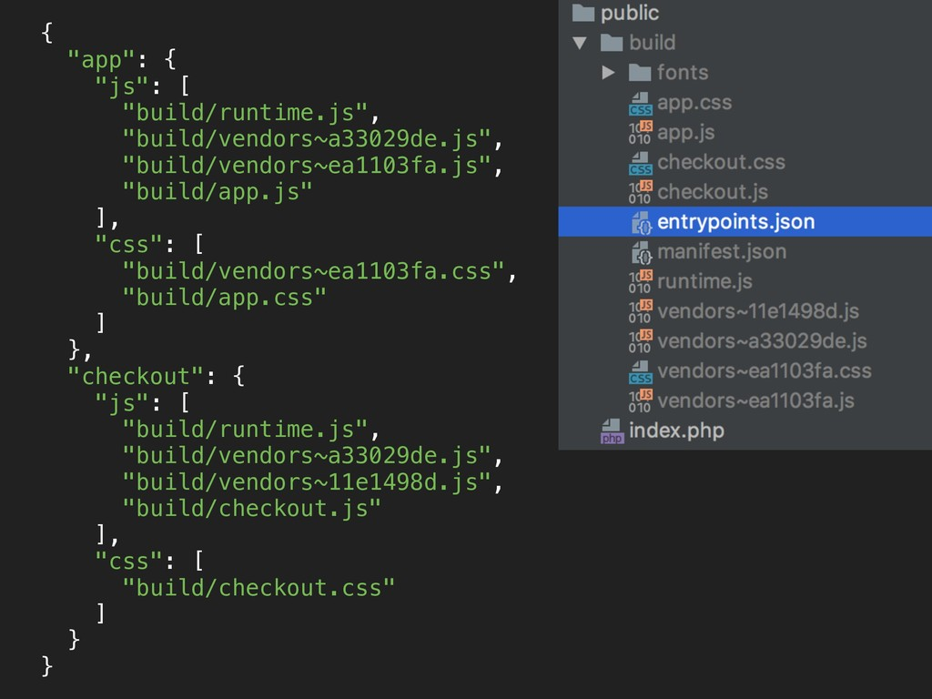"{ ""app"": { ""js"": [ ""build/runtime.js"", ""bui..."