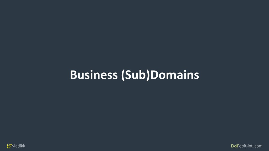 vladikk doit-intl.com Business (Sub)Domains