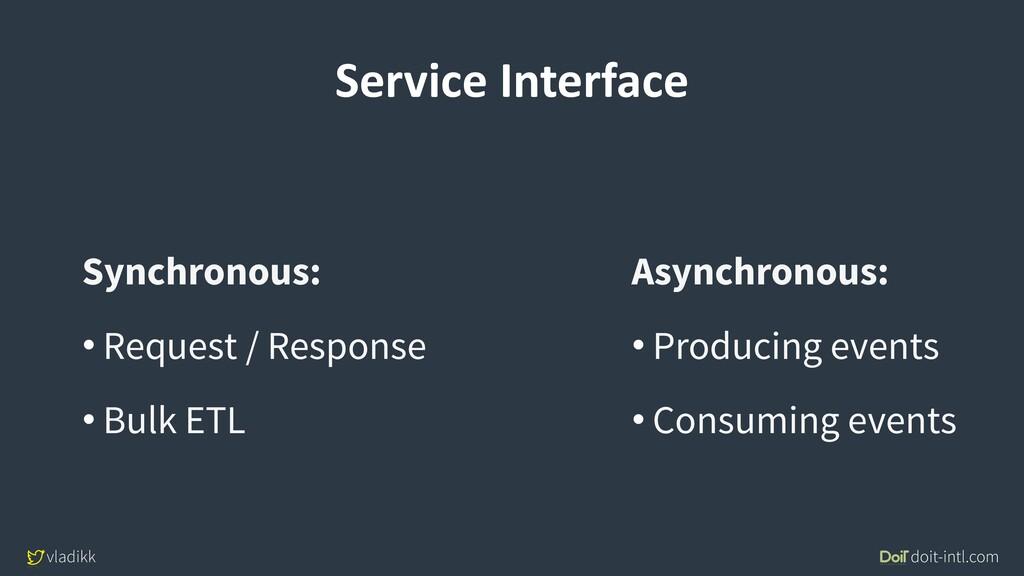 vladikk doit-intl.com Service Interface Asynchr...