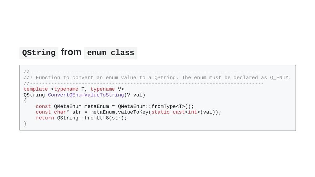 QString from enum class //---------------------...