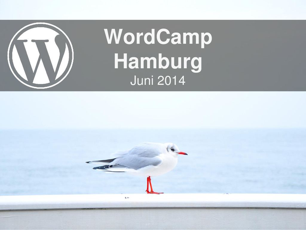 WordCamp Hamburg Juni 2014