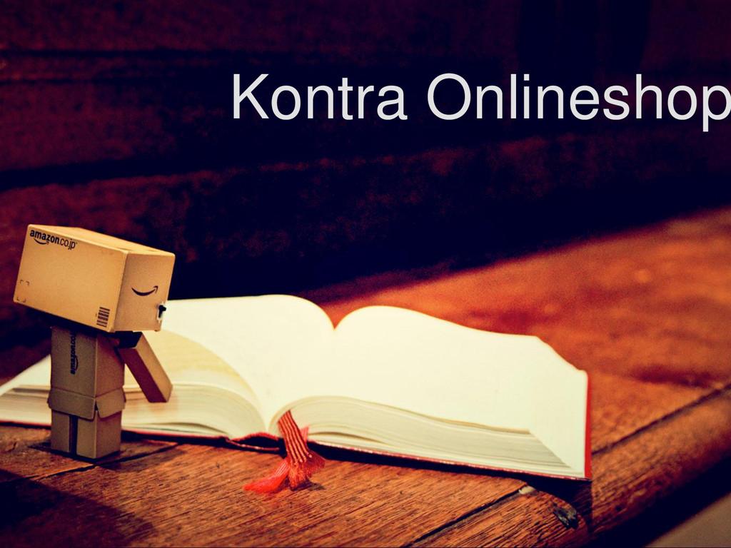 Kontra Onlineshop