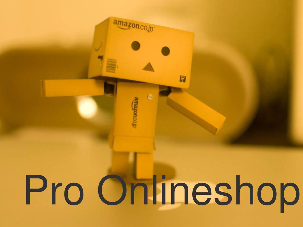 Pro Onlineshop