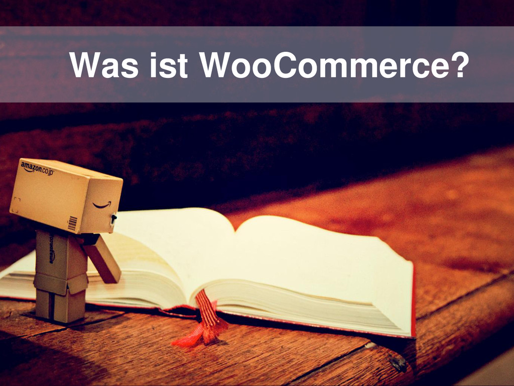 Was ist WooCommerce?