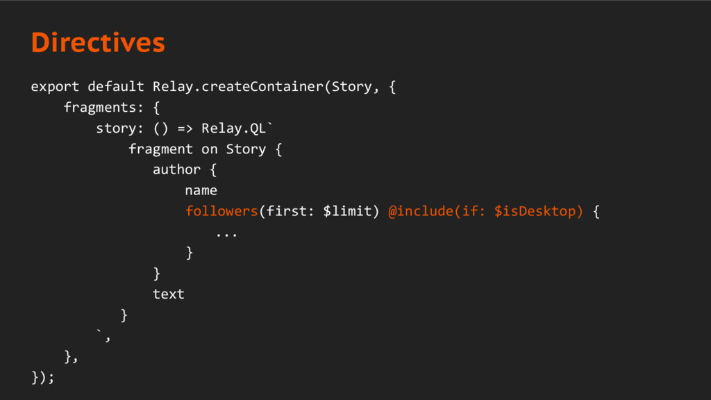 export default Relay.createContainer(Story, { f...