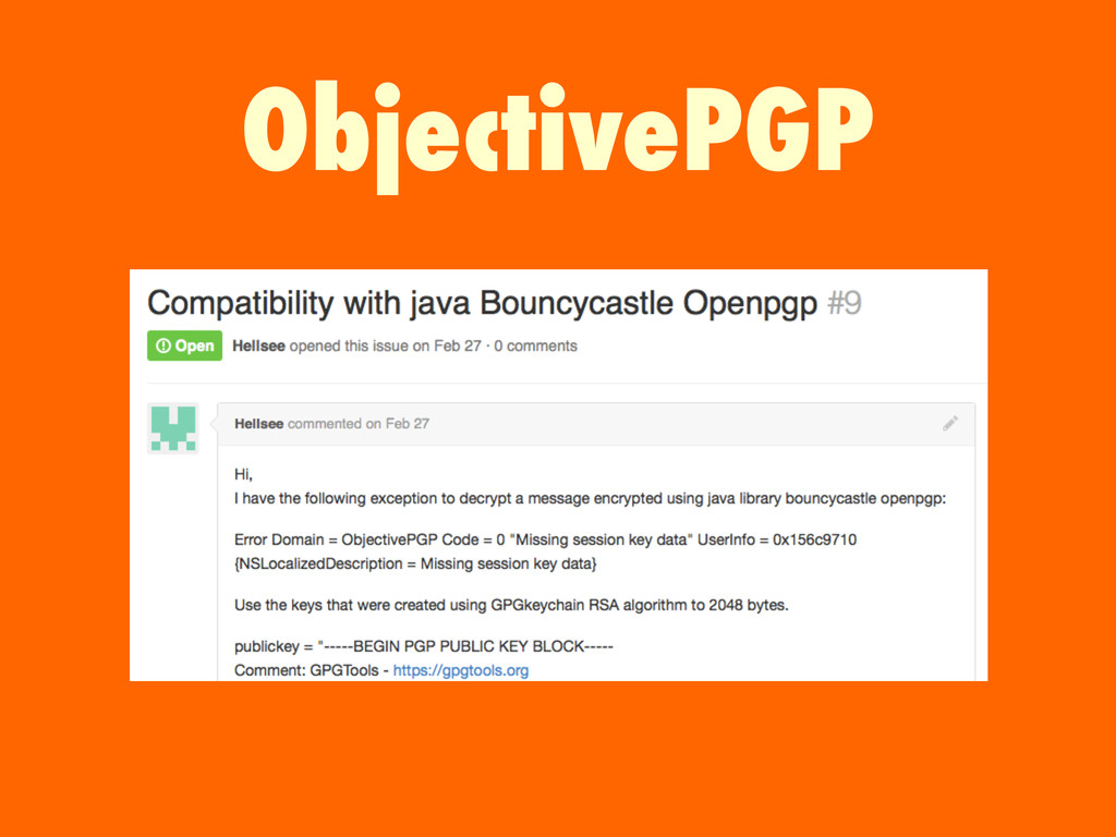 ObjectivePGP