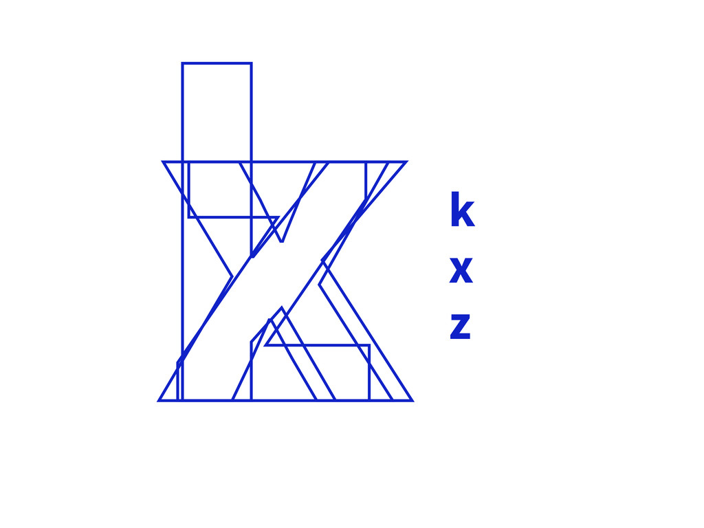 k x z