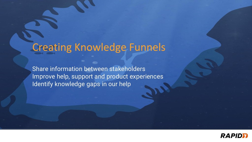 Share information between stakeholders Improve ...
