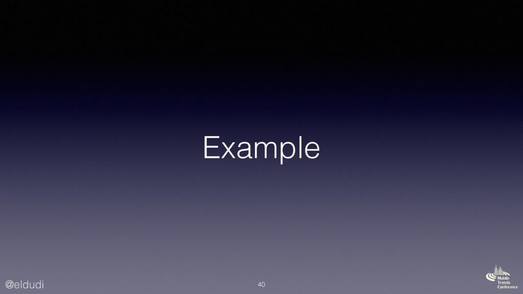 @eldudi Example 40