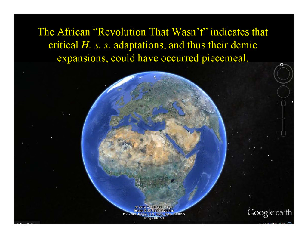 """The African """"Revolution That Wasn't"""" indicates ..."""