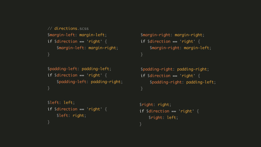 // directions.scss