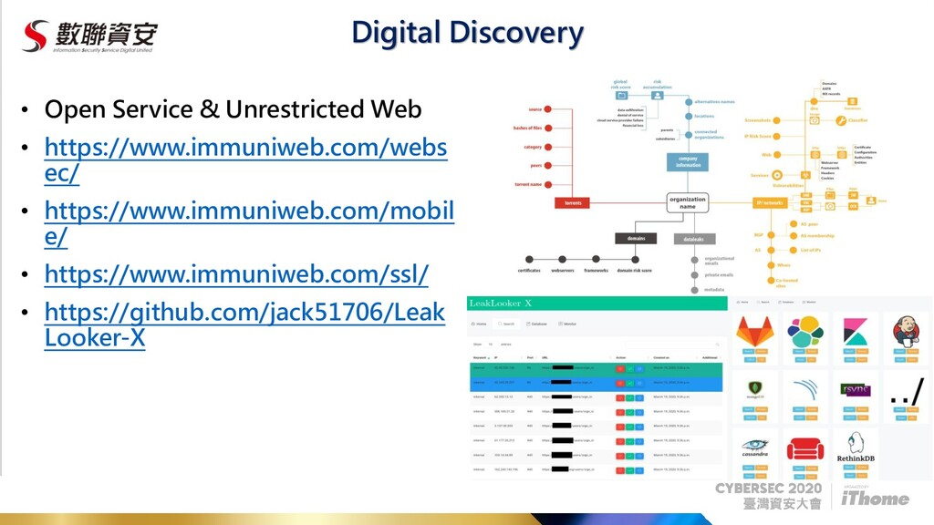 Digital Discovery • Open Service & Unrestricted...