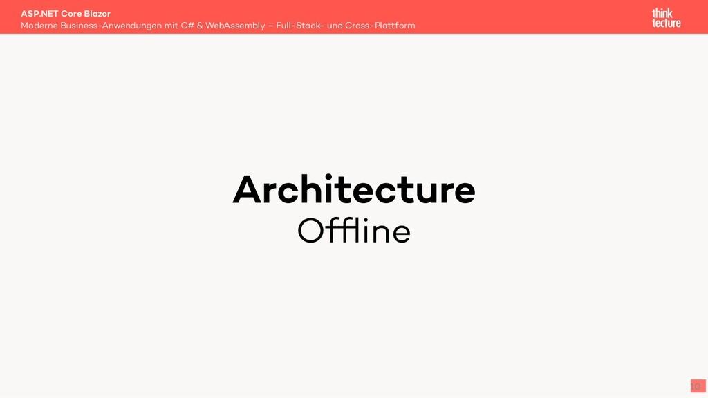 Architecture Offline Moderne Business-Anwendunge...
