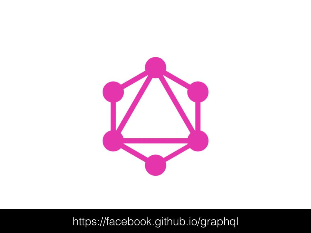 https://facebook.github.io/graphql