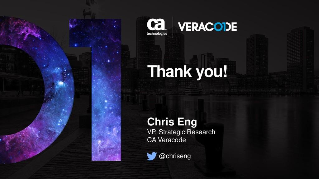 @chriseng Chris Eng VP, Strategic Research CA V...