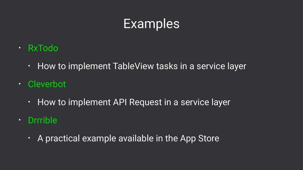 Examples • RxTodo • How to implement TableView ...