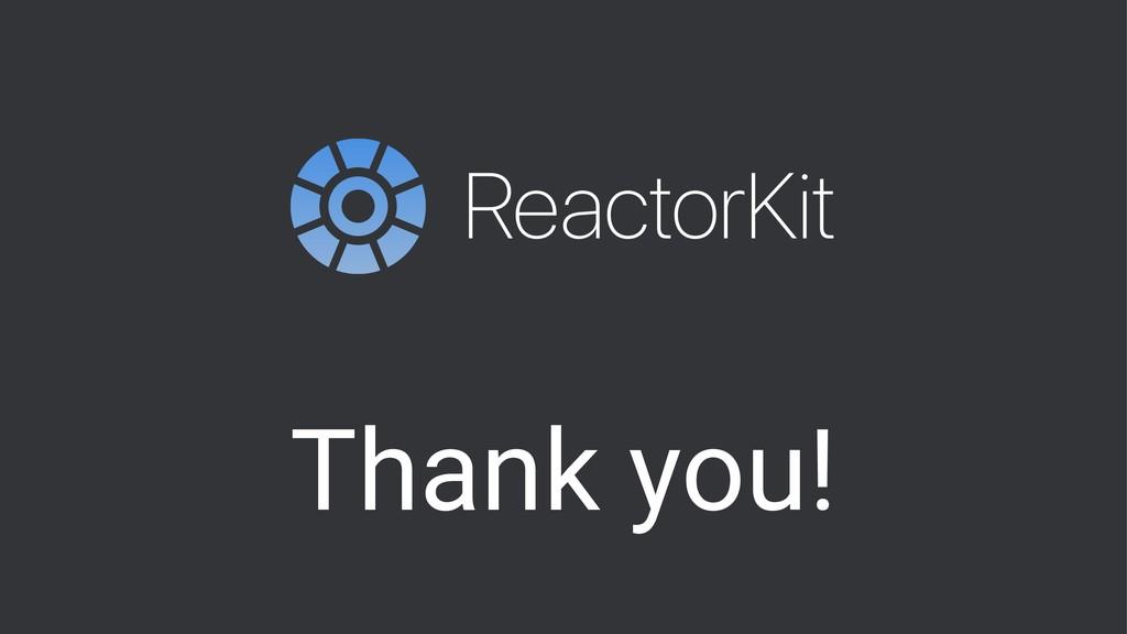 Thank you!ɹɹɹ ɹ
