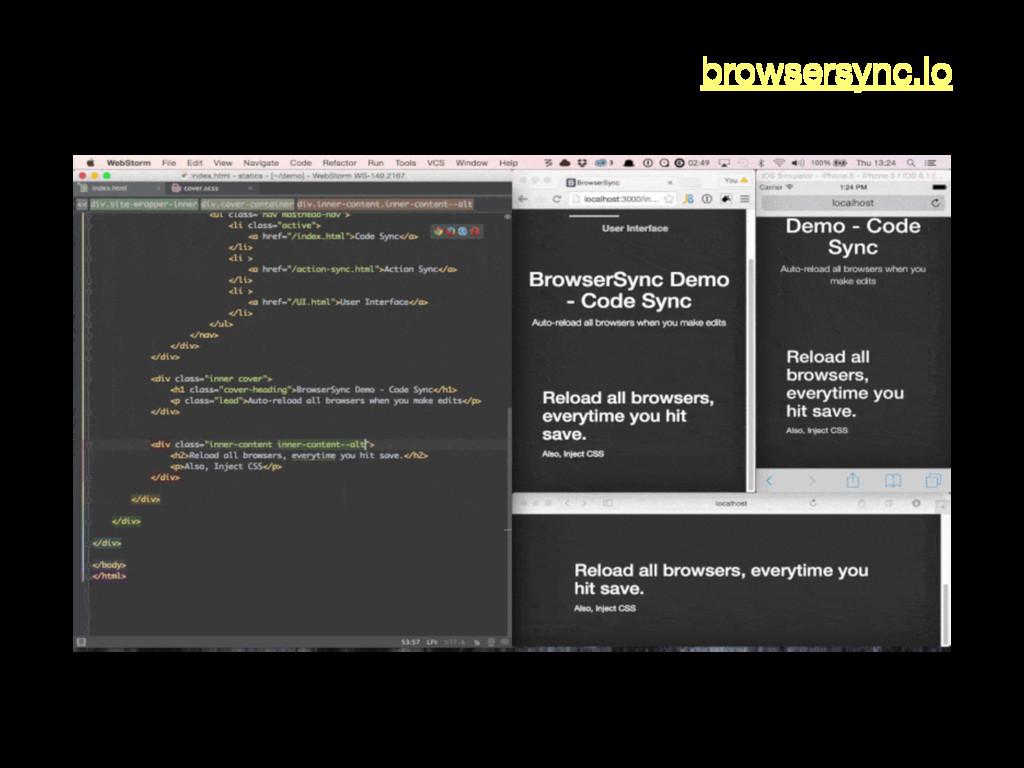 browsersync.io