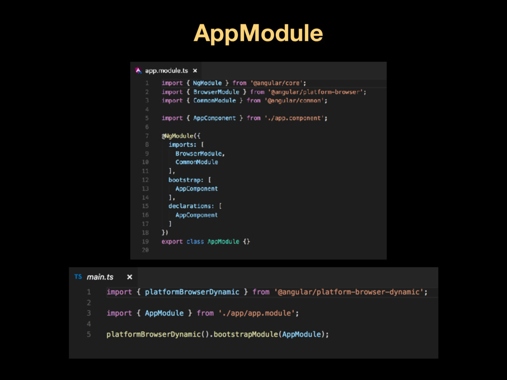 AppModule