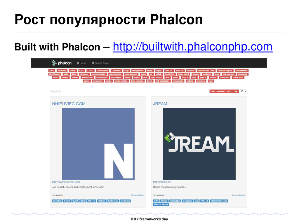 Built with Phalcon – http://builtwith.phalconph...