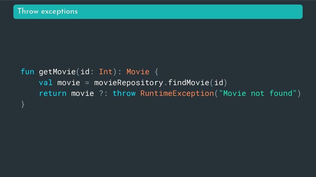 fun getMovie(id: Int): Movie { val movie = movi...