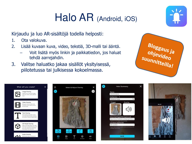 Expeditions: AR-sisältöjen katsominen Kirjaudu ...