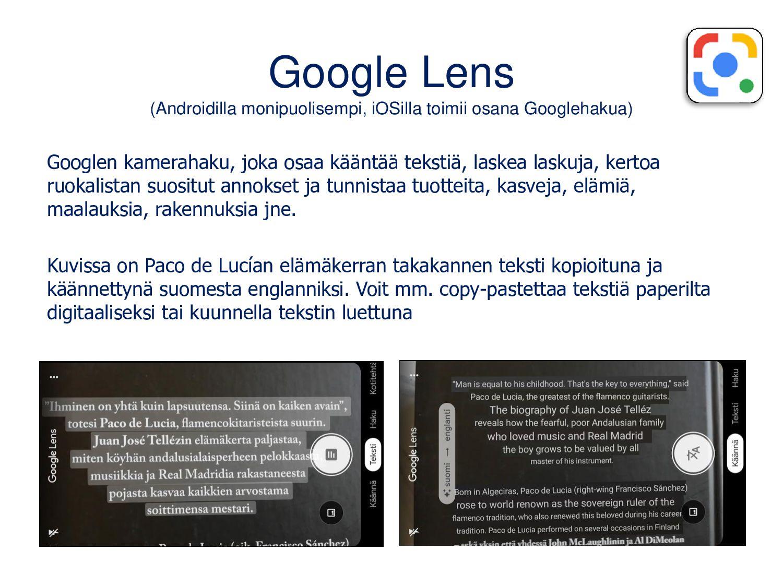 Google Arts & Culture (Android, iOS)