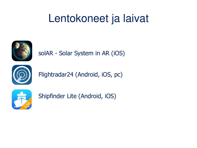 Wonderscope (iOS) Englanninkielinen tarina, mis...