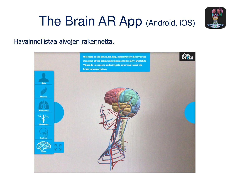Catchy Words AR (iOS) Kerää ilmassa leijuvia ki...