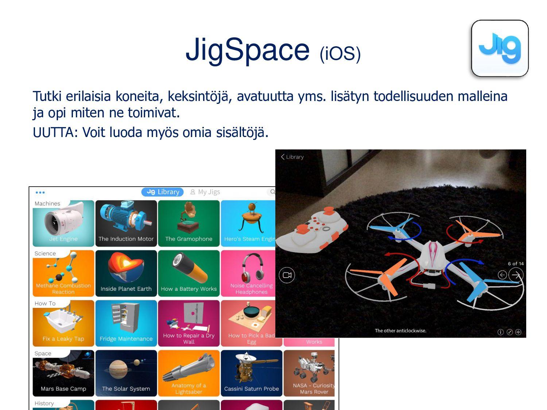 Merge Cubea voi hyödyntää myös oppijoiden sisäl...