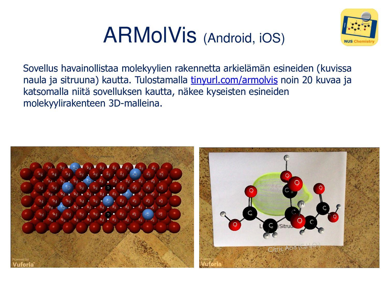Adobe Aero (iOS) Voit luoda AR-sisältöjä 2D- ja...