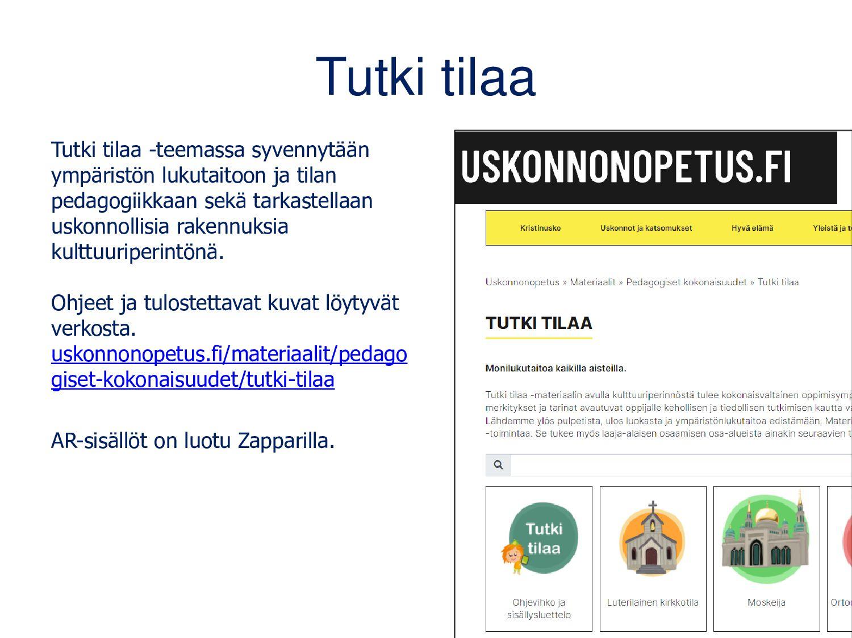 World Brush (iOS) Taiteile lisätyn todellisuude...
