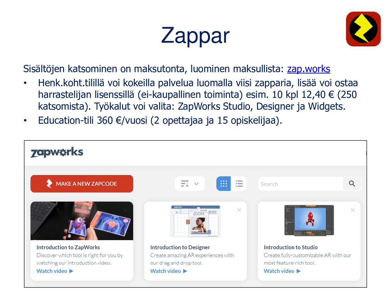 ARmakr (iPad) • Piirrä, väritä tai kuvaa 2D/3D-...