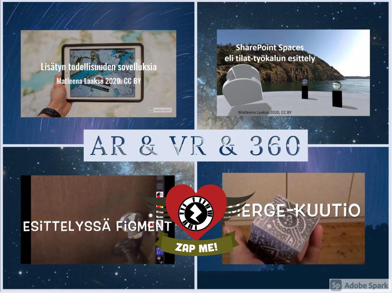 3DBear AR (Android, iOS) Sisällön luomista maks...