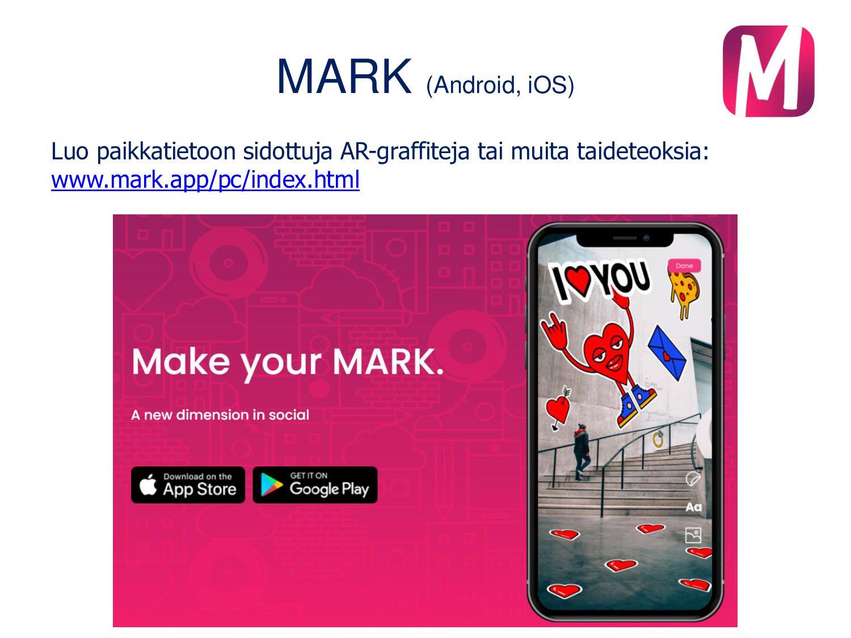 Metaverse (Android, iOS) • Sisällön luominen tä...