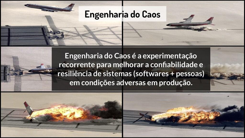 Engenharia do Caos Engenharia do Caos é a exper...