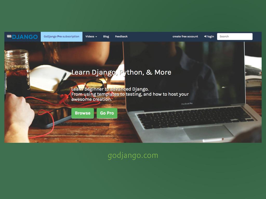 godjango.com