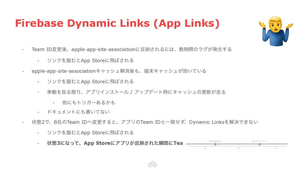 - Team IDมߋޙɺapple-app-site-associationʹө͞ΕΔʹ...