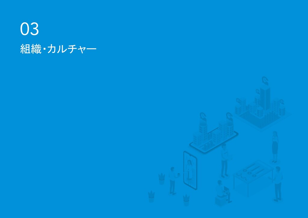 ©iCARE Co., Ltd All rights reserved 03 組織・カルチャー
