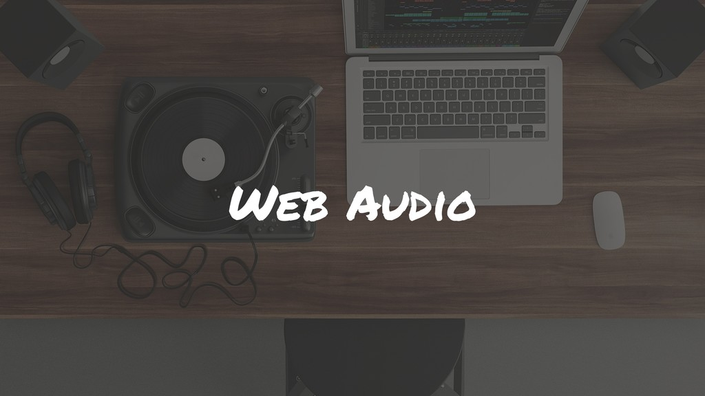 Web Audio