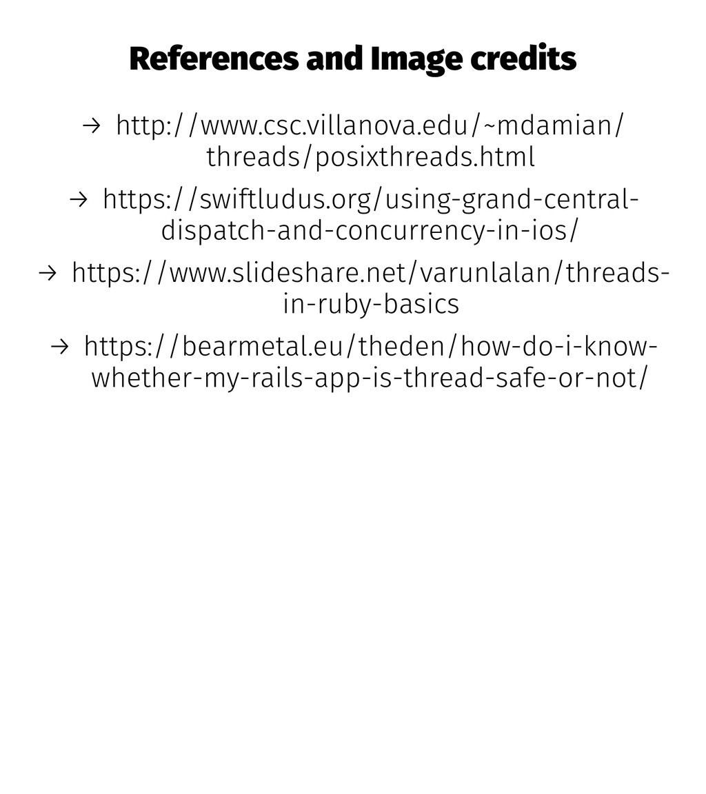 References and Image credits → http://www.csc.v...