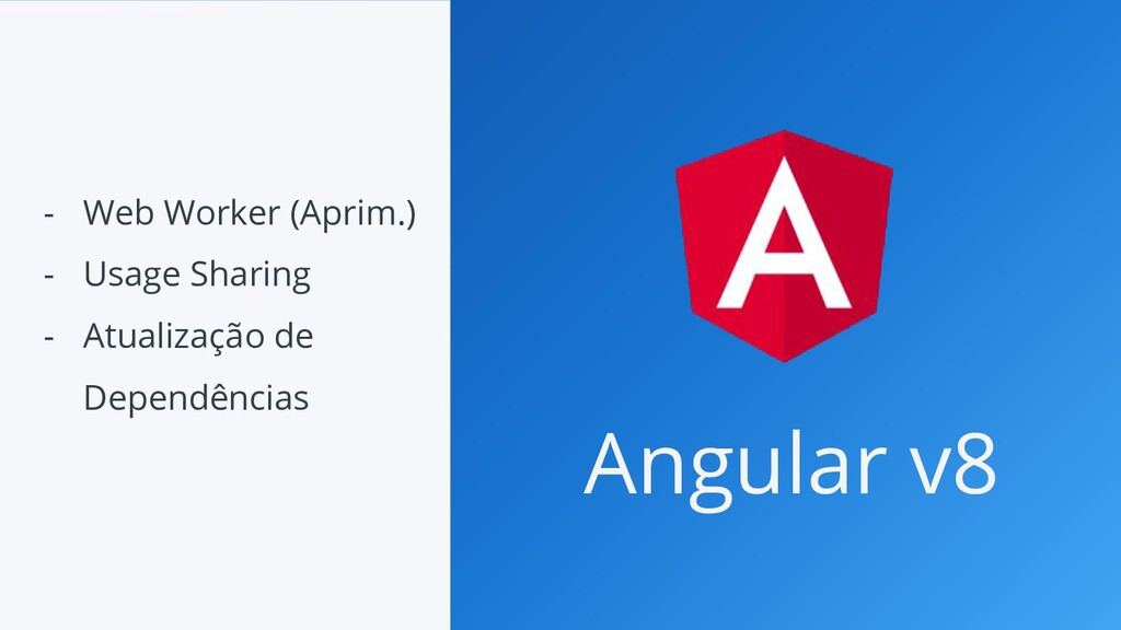 - Web Worker (Aprim.) - Usage Sharing - Atualiz...