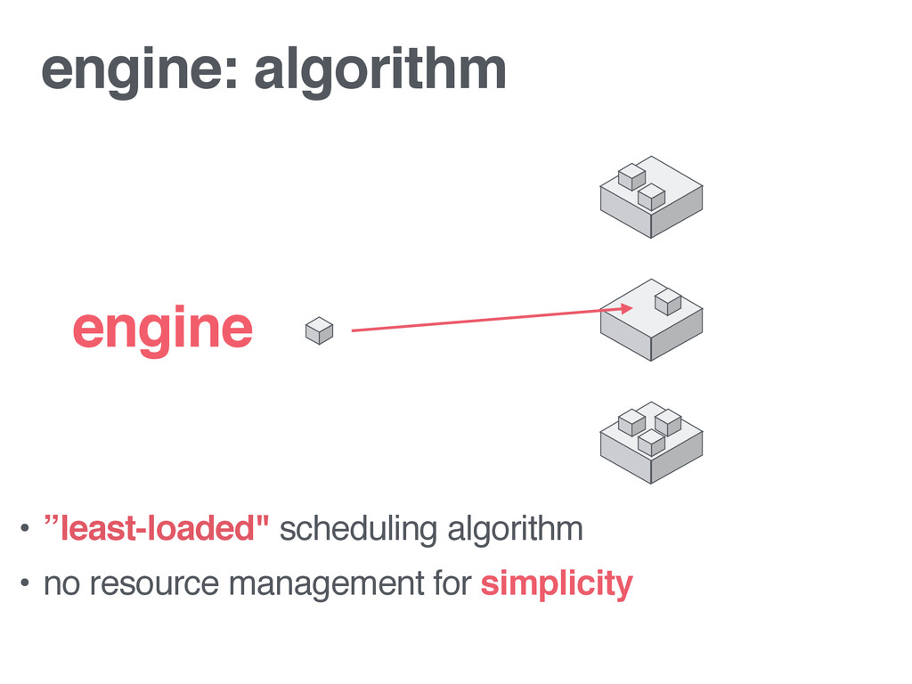 """engine: algorithm • """"least-loaded"""" scheduling a..."""