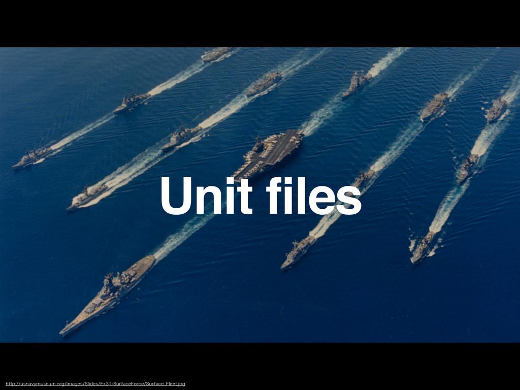 Unit files IUUQVTOBWZNVTFVNPSHJNBHFT4MJEF...