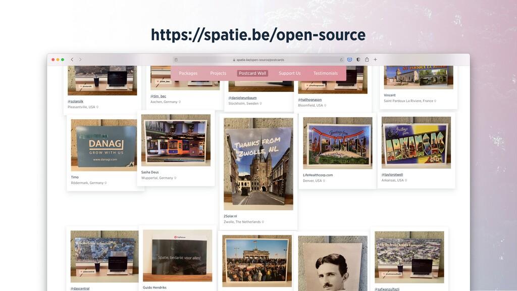 https://spatie.be/open-source