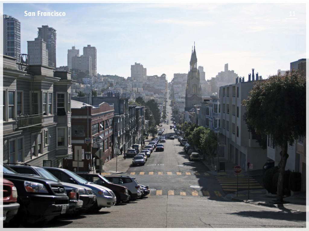 San Francisco 11