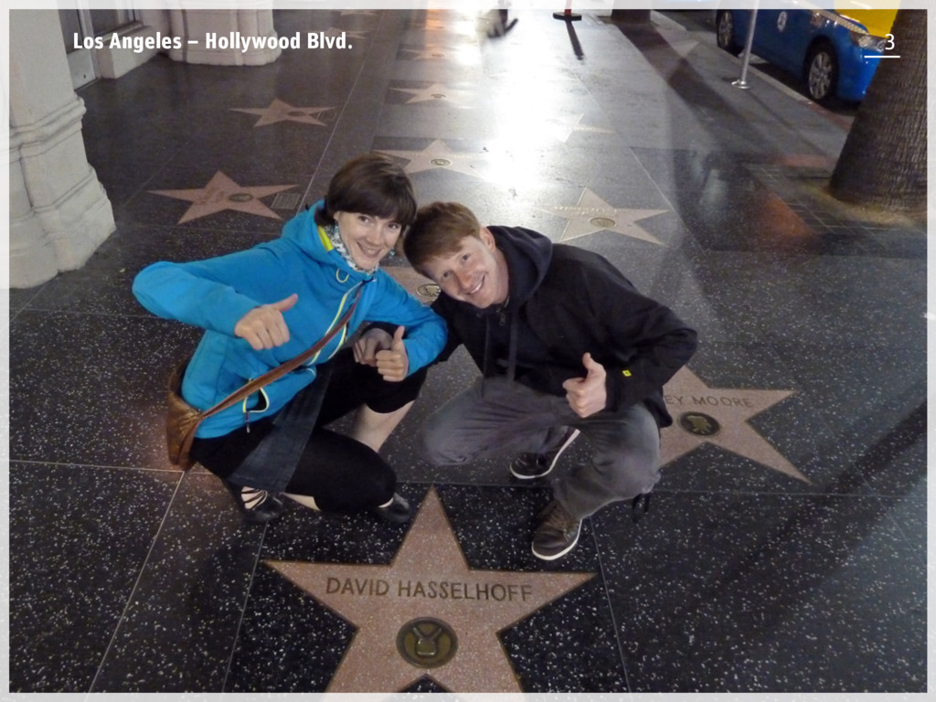 Los Angeles – Hollywood Blvd. 3