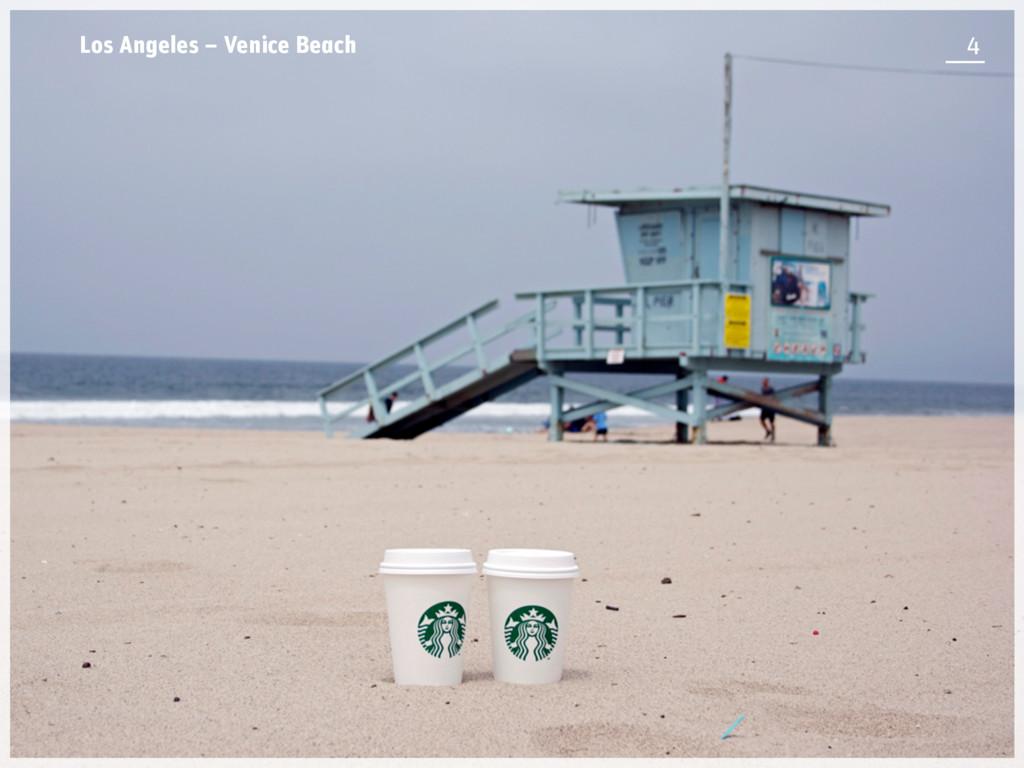 Los Angeles – Venice Beach 4